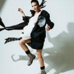 Karinaさん アップサイクリングドレス